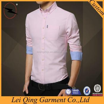e94a09d7a 2016 Latest Designs Gentleman Bule Lining Shirts For Men - Buy ...