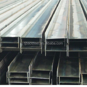 q235 hot rolled iron structural steel h beam for sale scrap steel beams/Welded Steel Structure H Beams/ I Beams