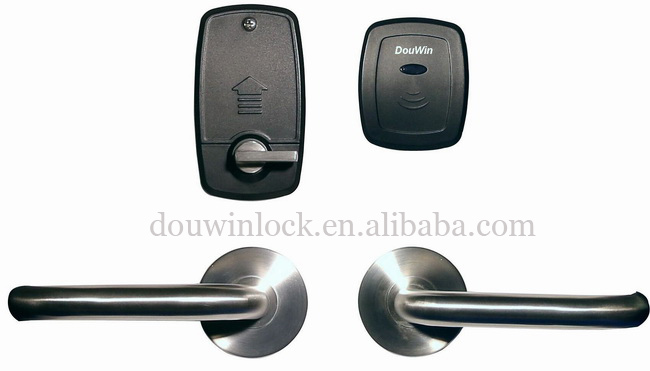 keyless entry door lock sliding wooden door lock