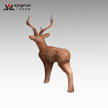 Wholesale 3d Foam Archery Bow Targets Animal of Elk/Deer Target for Shooting and Hunting Practice