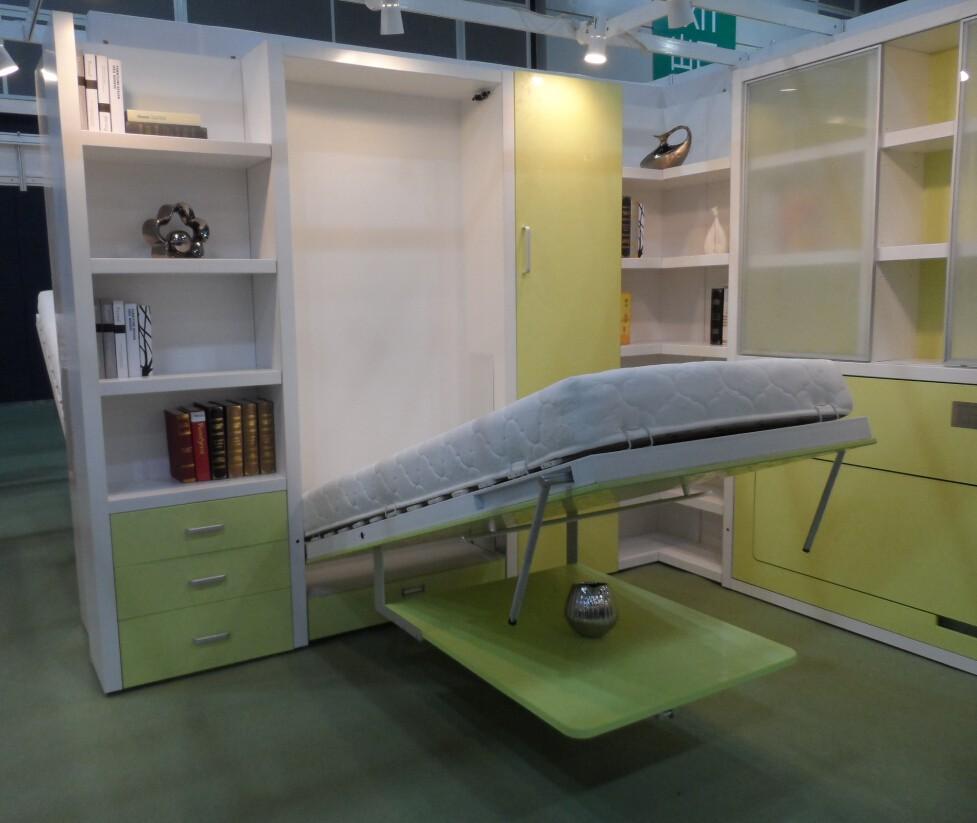 moderne schlafzimmermobel, holz wand bett schlafzimmer möbel intelligente möbel moderne kinder, Design ideen