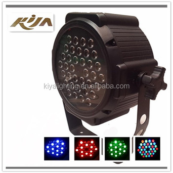 Home Party 36*3w Led Par Can Outdoor Light 36pcs Rgbw Par ...