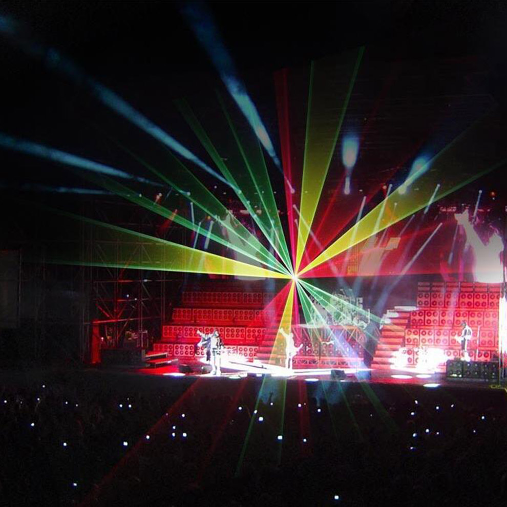 Laser Stage Lighting Equipment For Party Disco