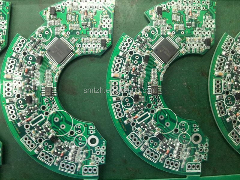 Four Layer Pcb Circuit Board Industrial Electronics Controller ...