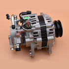 Car 12V 110A Alternator For Mitsubishi L200 Triton Pajero Sport Nativa K64T K74T K94W V24W 4D56 MD366051 MD327514