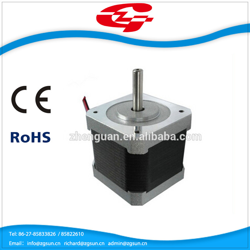 CE,ROHS Certification and Two Phase nema 17 Stepper motor for 3D printer 42HM