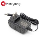 AC Adapter Power Supply US Plug 10V 14V 16V 1A With UL CE