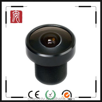 China Cctv Factory M12 1.85mm Wide Angle Lens 190 Degree Viewing ...