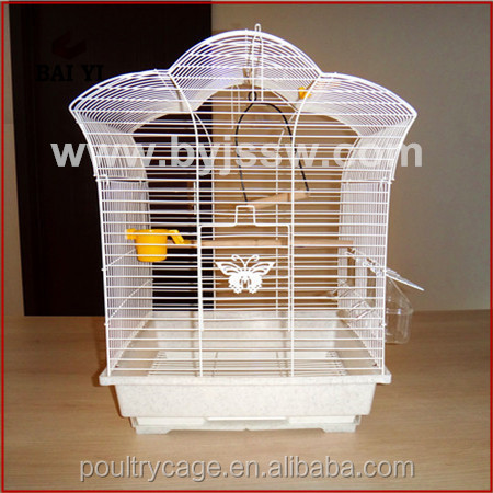 BAIYI Pet China Supplier Canary Large Bird Breeding Cage