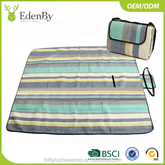 Camping Equipment Waterproof Foldable Oxford Outdoor Camping Matg Rug Carpet  Picnic Mat Picnic Blanket