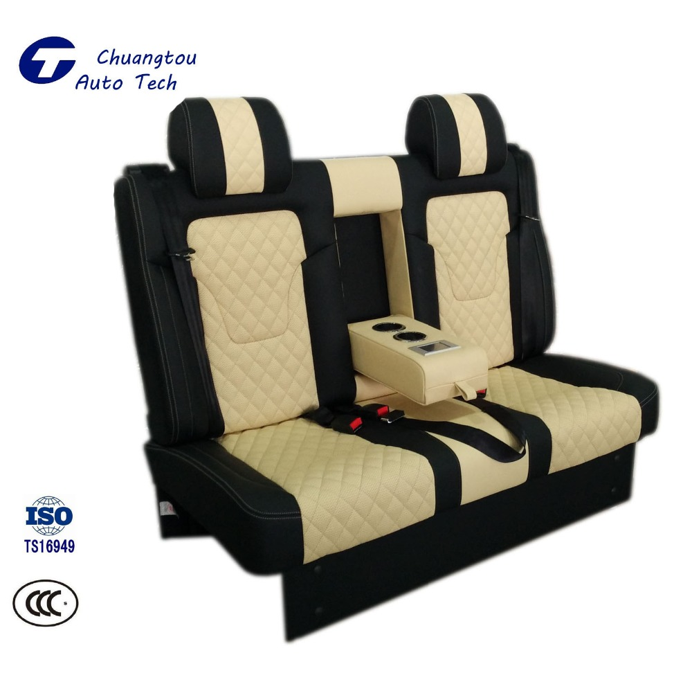 Car Power Seat Leather Luxurious Automotive Electriic Seat For MPV Motor Home
