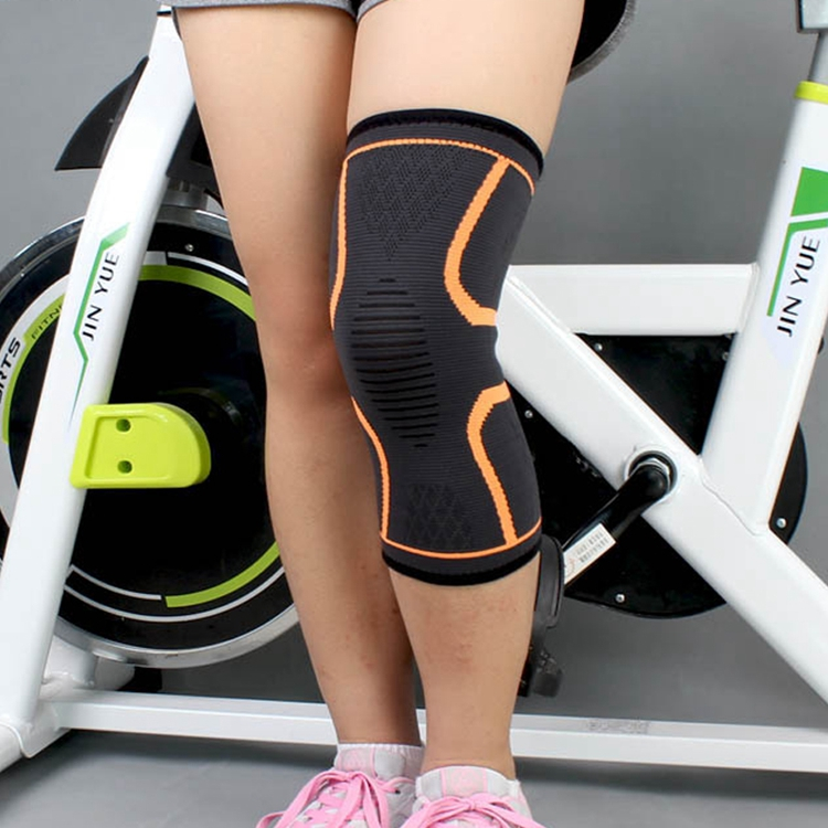hot selling plastic clear transparent Knee Sleeve
