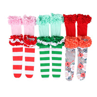 Latest hot sale in USA baby cotton icing leg warmers