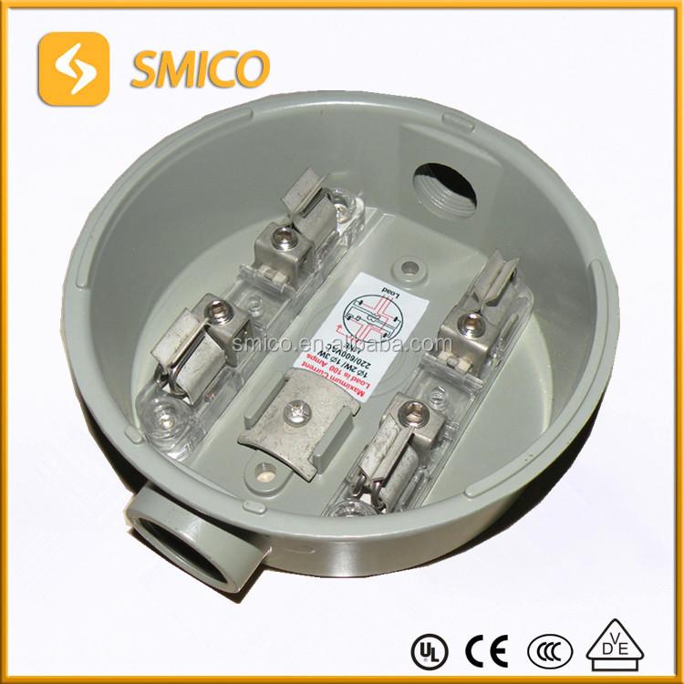 Meter Base Meter Box Round Meter Base