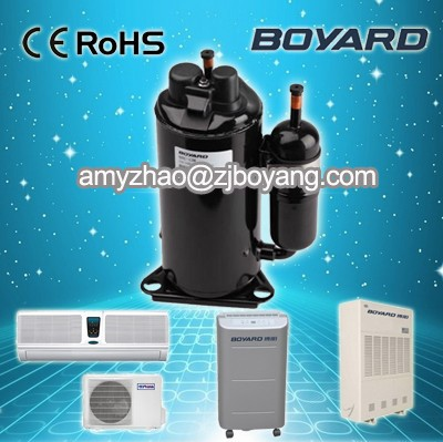 boyard r404a r22 ce rohs cold chiller compressor refrigerator for food display cabinet