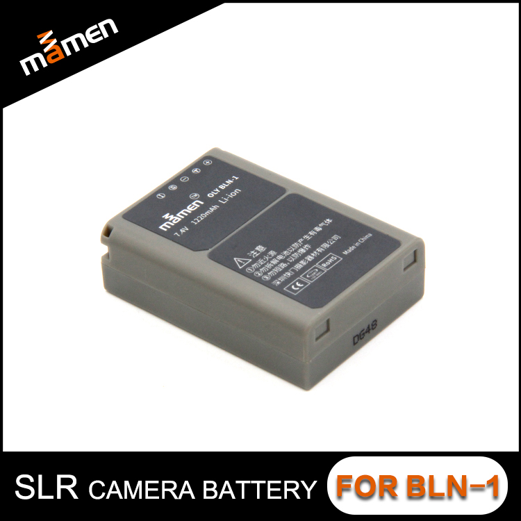 Made In China Digital Camcorder Video Camera Battery BLN-1 Digital Battery 1220mAh 7.4V For Olympus EM1 EM5 EP5 Accessories