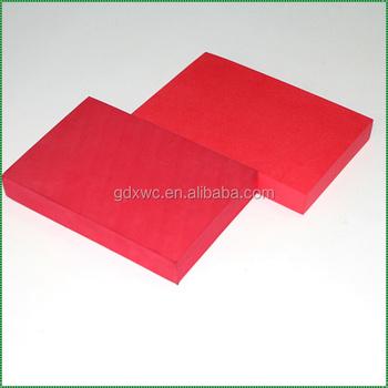2016 Eva Material Red Color Cheap Foam Sheets/6mm Eva Foam Sheet ...