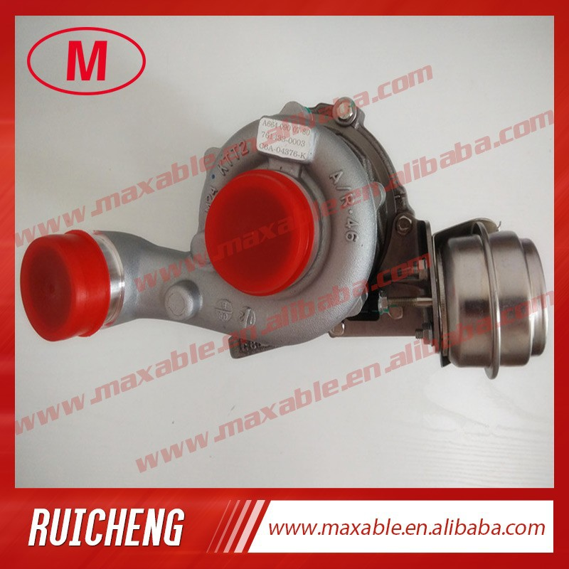 GTB1549V 761433-5003S 761433-0003 761433 A6640900880 Turbocharger For SSANG YONG Actyon Ky