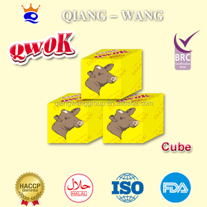 4g Tablet Beef/Fish/Chicken/Shrimp/Galic/Gino Classic Compand Bouillon Cube Seasoning Cube
