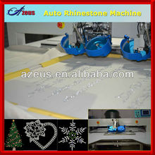 Apparel Machinery rhinestone setting machine