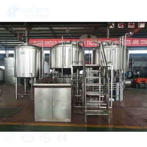 15BBL Craft Four Vessels Beer Brewhouse
