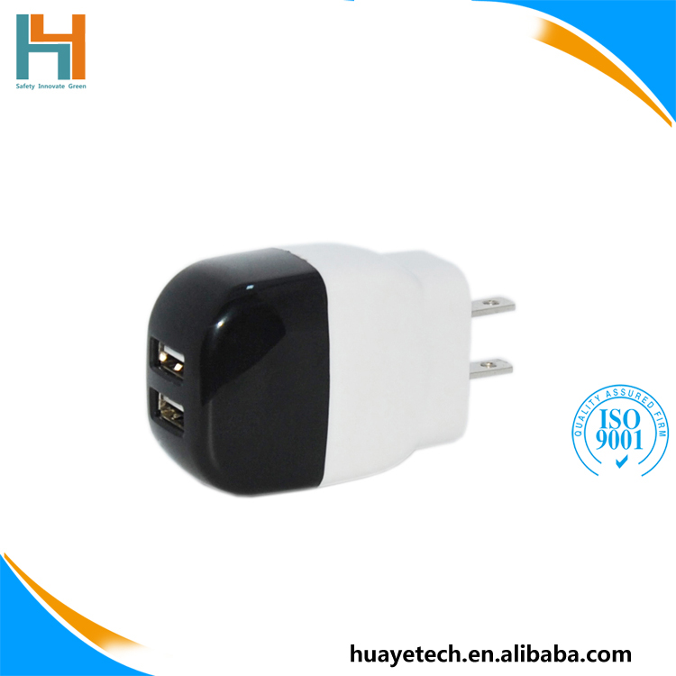computer charger 5v 2.1 a usb charger for smartphone in wall used hot sale in America