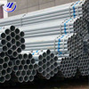 sleeve Pre galvanized square tube 35mm 55mm mild round steel pipe