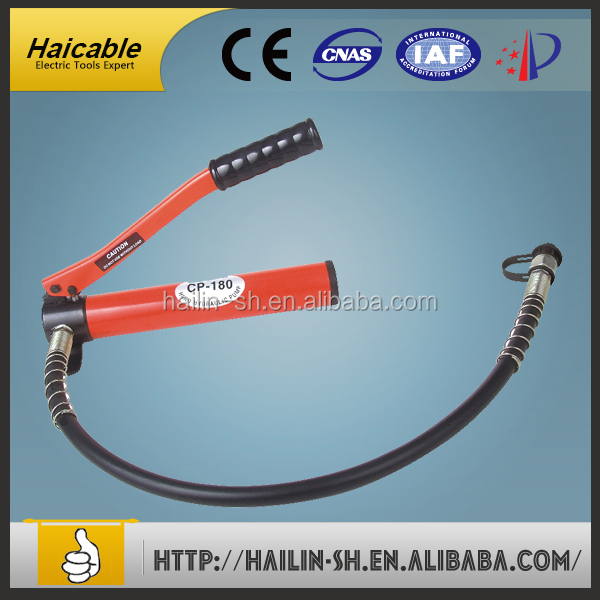 CP-180 hydraulic foot pedal pump foot operated pump