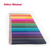 office wisdom stationery set of colors pencil