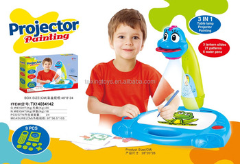 kids educational drawing toy 3 in 1 projector painting buy toys
