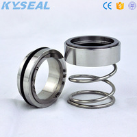 high hardness rubber bellow mechanical seal M37G for swage pumps