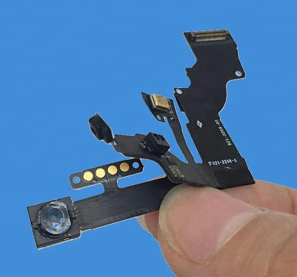 Light motion proximity sensor front facing small back rear big camera flex cable for iphone 5 5s 5c 6 6p 6s 6sp 7 7p 8 x plus