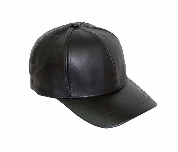 A variety of hats and caps in leather and other materials that might just be that finishing touch to any outfit. Look like a ball player, a gangster, a biker, a fashionista or simply hide that thin feeling on top.