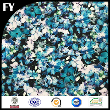Your own design digital printing cotton fabrics for dresses