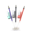 Frixion Ball Erasable Gel Pen Fine Point 0.7mm smooth erasable ink ball pen