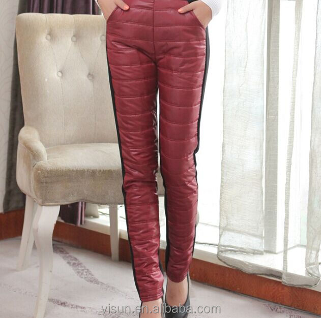 Adults Age new warm thick fleece winter leggings for women
