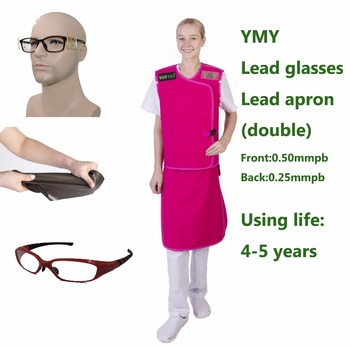 High quality hospital x ray protective lead apron