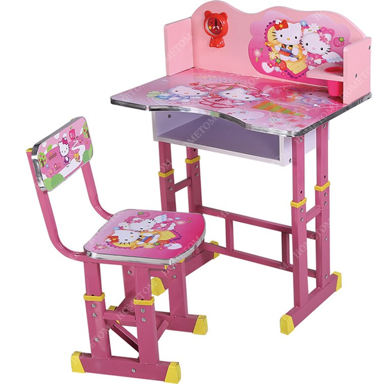 kinder studieren möbel höhenverstellbar solide kinder cartoon möbel salon stuhl und holz bunt studieren tisch solide kinder cartoon möbel und holz bunt