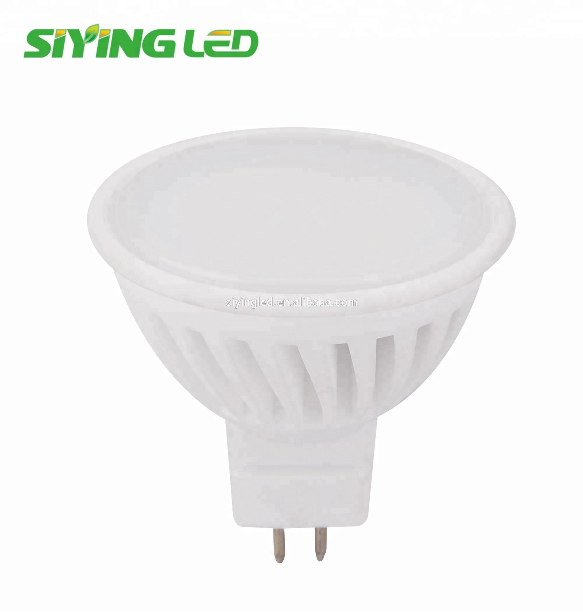 Best price High Power 8W MR16 ceramic SMD led spot light 3000K 4000K 6000K