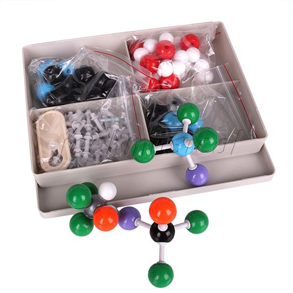 Sangdo New Atom Molecular Models Set for Teacher Organic Chemistry Structure Model