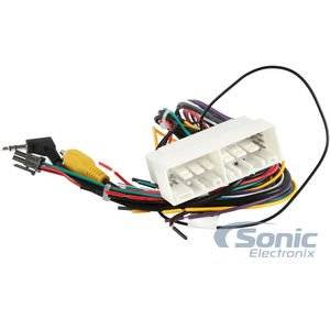Buy Metra 70-7306 Wire Harness to Connect an Aftermarket ... on audi stereo wiring harness, ford stereo wiring harness, auto stereo wiring harness, toyota stereo wiring harness,