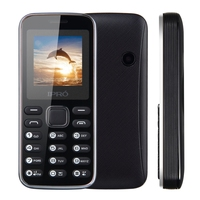 Ipro BEE II Professional design oem 1.44 inch metal body mobile phone manufacturers in china Mini size Cell Cheap feature phone
