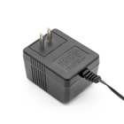 UL cUL FCC certified 12W universal ac adapter 12v/1a 5V 2A linear transformer power supply