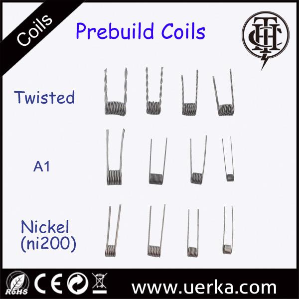 Various Material Thunderhead Creations Ni80 Nichrome Coils Wire ...