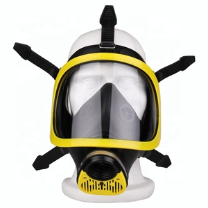 Effective chemical respirator full face gas mask mouth filter mask