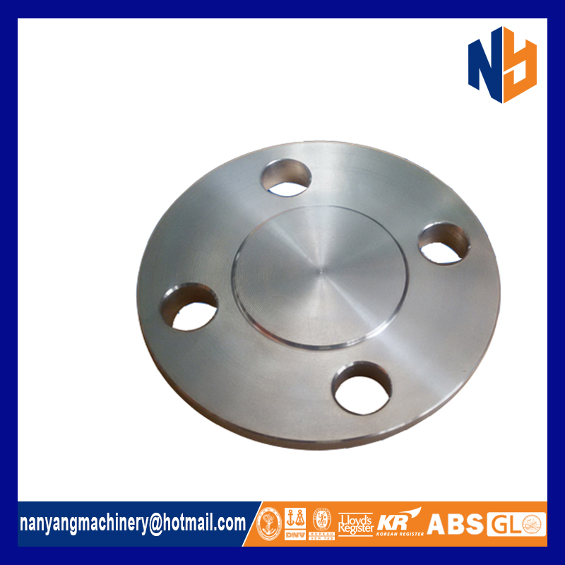 Forged weld neck ss flange