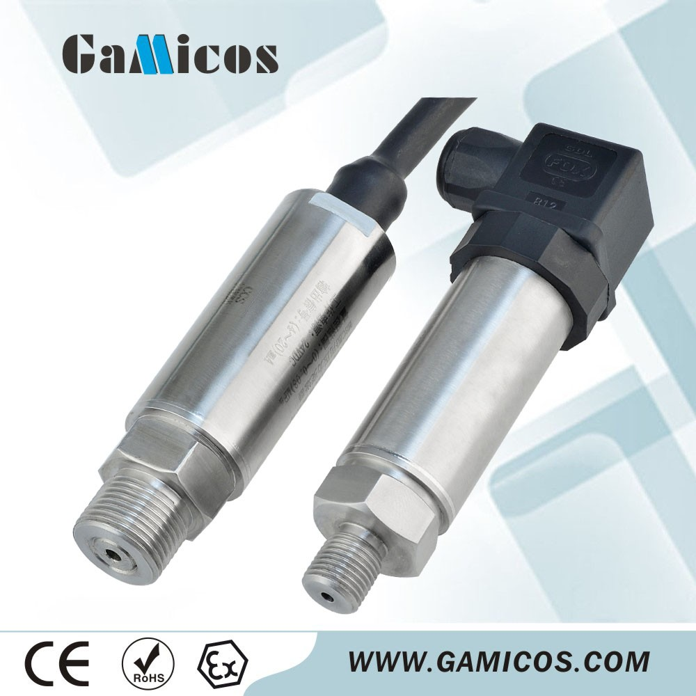Marine Industry Analog Output Waterproof Diffusion Silicon Pressure Transmitter