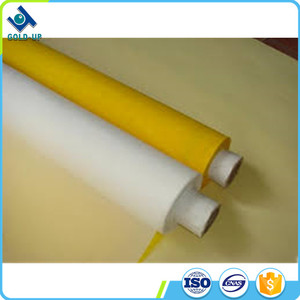 free sample 100% Polyethylene Silk Screen Printing Mesh
