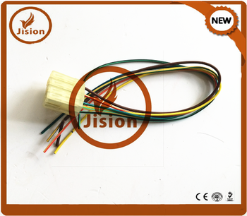 jision cat 320b monitor wire connector monitor plug connector