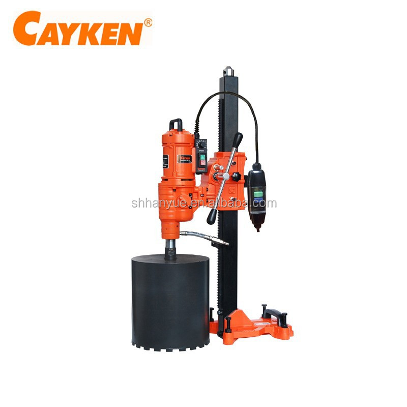 CAYKEN Gear Speed Regulation and Soft Start Metal Bond Diamond Core Drill